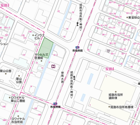 売地 安田3丁目 限定1区画