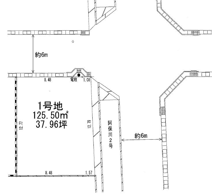 JR「東姫路」徒歩約9分!「11期阿保」限定1区画です